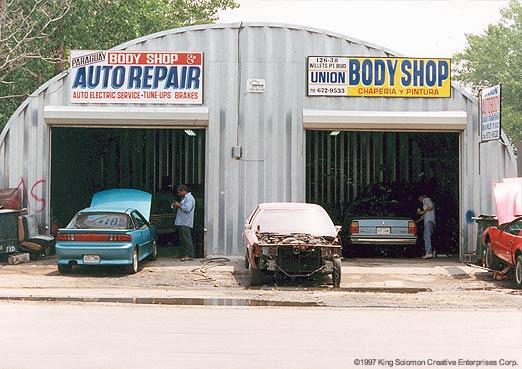 Metal carports portable garages for Garage villeneuve auto service